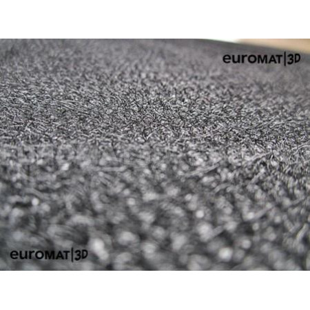 Текстильные 3D коврики Euromat3D Lux в салон для Volkswagen Tiguan (2017-) № EM3D-005415